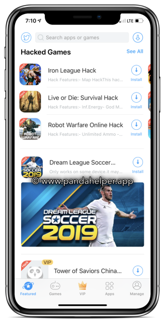 Panda Helper iOS 12 - 12 4 - iOS 12 4 1 ( Download )