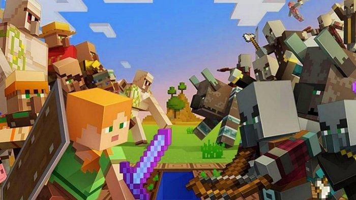 minecraft-village
