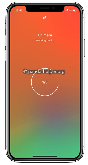 Chimera Jailbreak Installer ( Panda Helper )