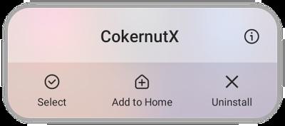 Cokernutx android delete