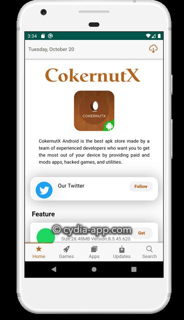 cokernutx-android
